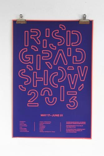 RISD GRAD SHOW 2013