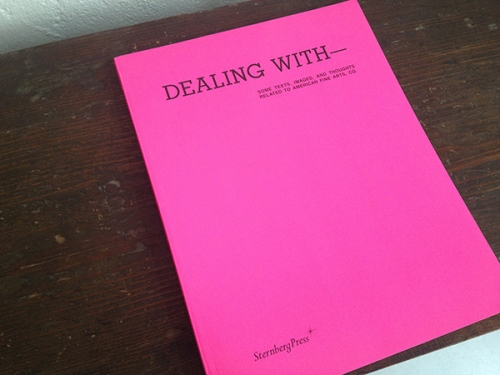 Dealing With–