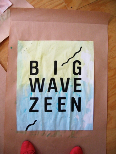 Big Wave Zeen
