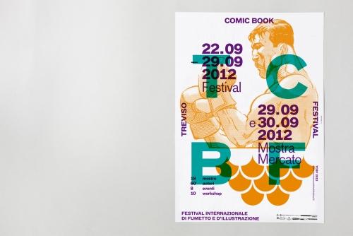 Treviso Comic Book Festival 2012