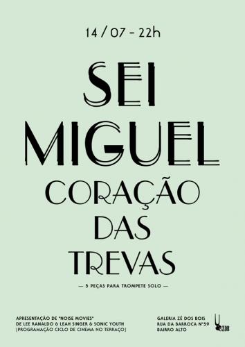 ZDB: Sei Miguel