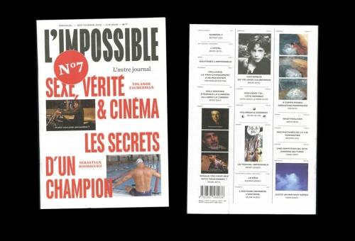 L'IMPOSSIBLE, L'AUTRE JOURNAL
