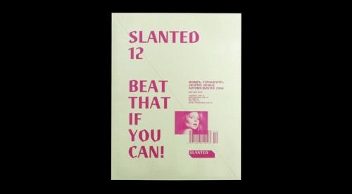 Slanted #12: Women, Typography, Design