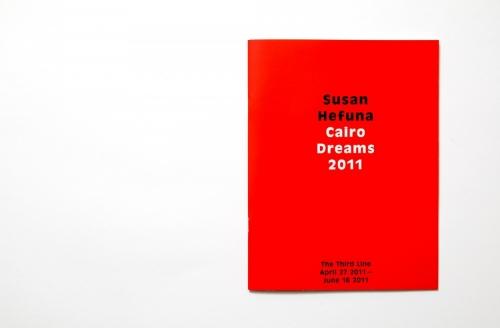 Susan Hefuna – Cairo Dreams 2011