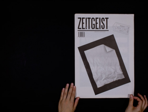 Zeitgeist. Variations & Reptitions