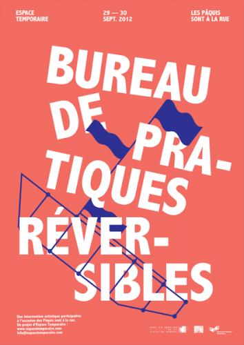 BUREAU DE PRATIQUES RÉVERSIBLES