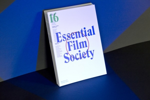 Essential Film Society  Werkbericht Nr. 16
