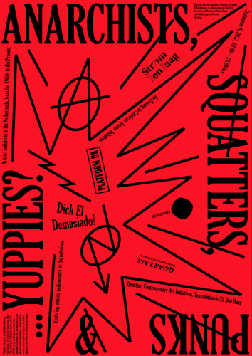 Anarchists, Squatters, Punks & ...Yuppies?