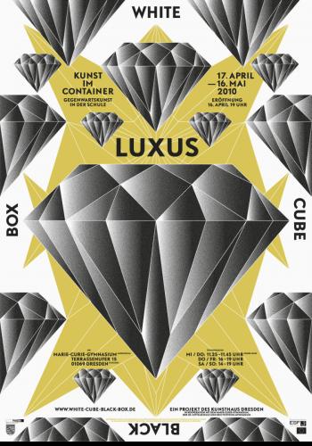 White Cube Black Box – Luxus