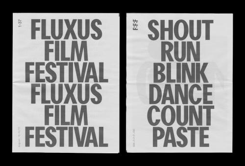 Fluxus Film Festival