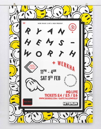 Ryan Hemsworth Poster