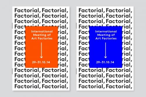 Factorial Barcelona 2014