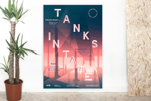 Tanks in Tate