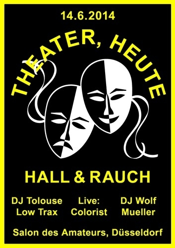 Hall & Rauch (poster)