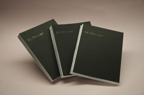 55.760 cm² Conceptbook