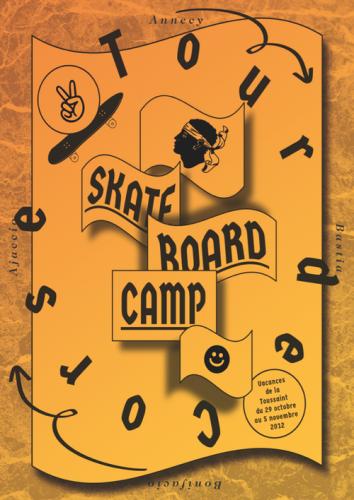 Skate board camp 2012