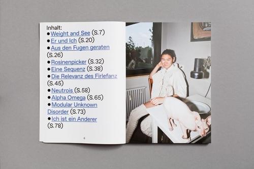 Freimodekultur magazine / with Martin Major