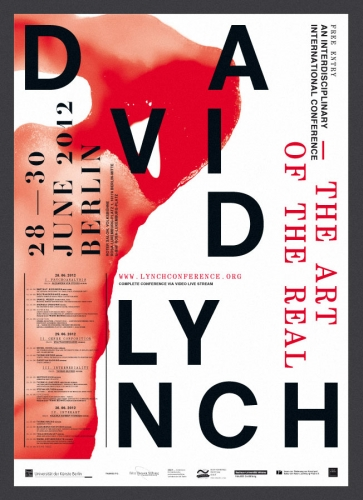 David Lynch – »The Art of the Real«