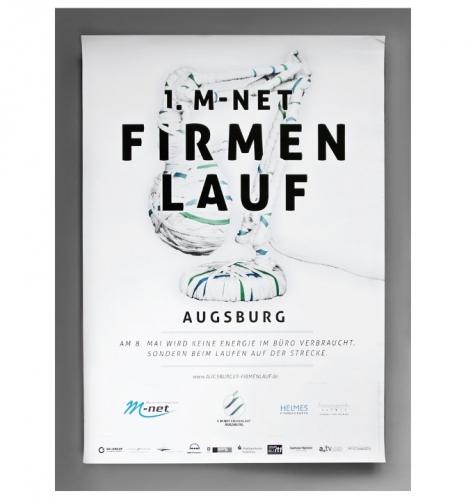 M-NET FIRMENLAUF / with Matthias Neumann
