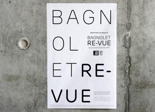 BAGNOLET RE-VUE