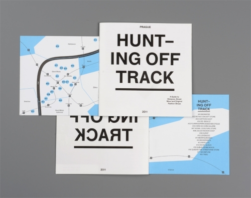 Hunting off track