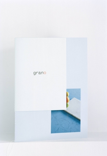 Grano Spring Menu Campaign and Art Direction
