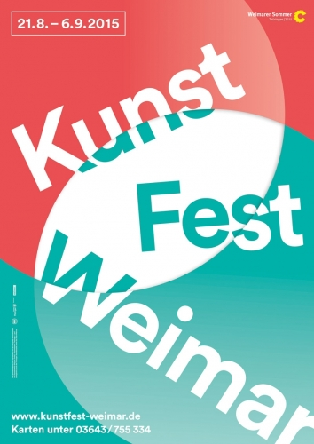 Kunstfest Weimar 2015