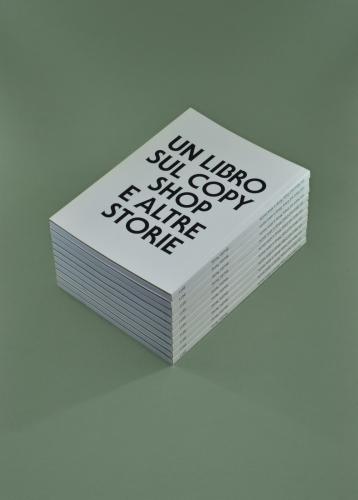 Un libro sul copy shop