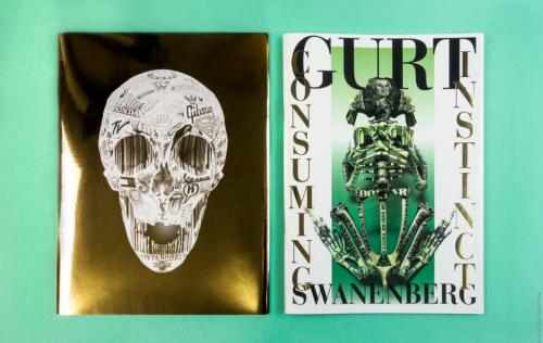 Boekontwerp Consuming Instinct van Gurt Swanenberg