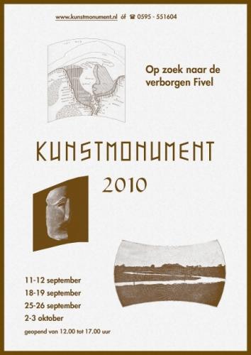 Kunstmonument 2010
