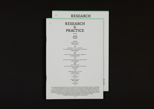 Research & Practice