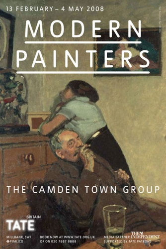 Modern Painters — The Camden Town Group