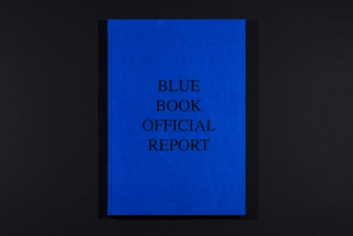 Blue Book Official Report