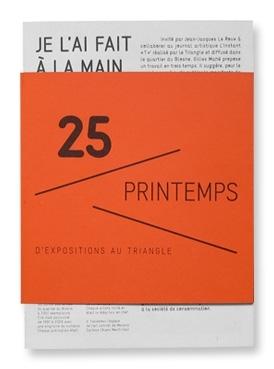 25 PRINTEMPS