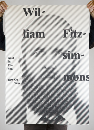 William Fitzsimmons — Gold In The Shadow Tour 2011