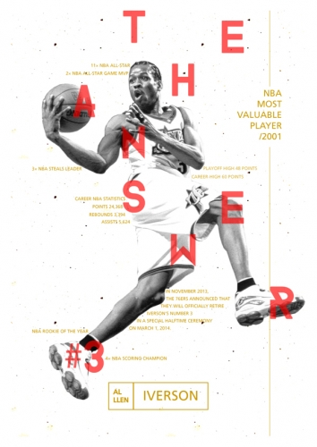 NBA Posters The Answer