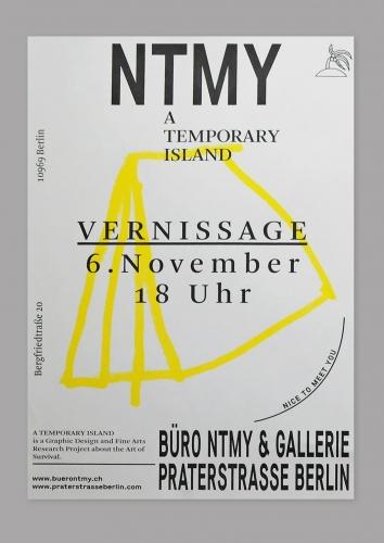Galerie Praterstraße poster