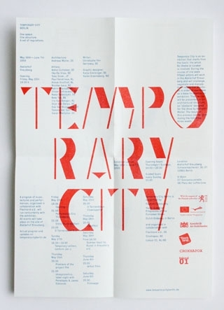 Temporary City