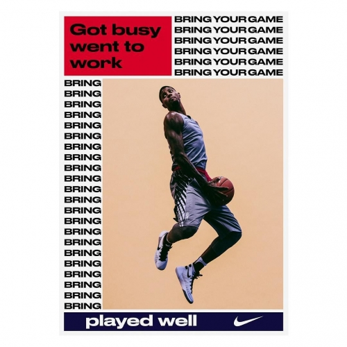 Nike Basketball - Bring Your Game