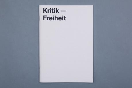 Kritik — Freiheit