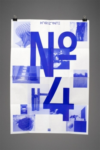 Horizonte N° 4 – Plakat