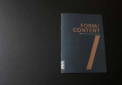 Form/Content