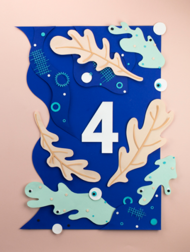PAPERCRAFT COUNTDOWN