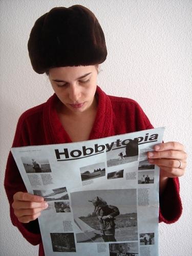 Hobbytopia (Fabrikzeitung Nr. 242)