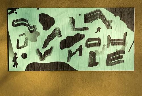 Ficciones Typografika poster