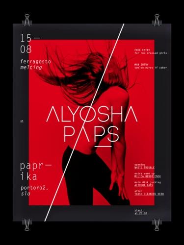 ALYOSHA PAPS