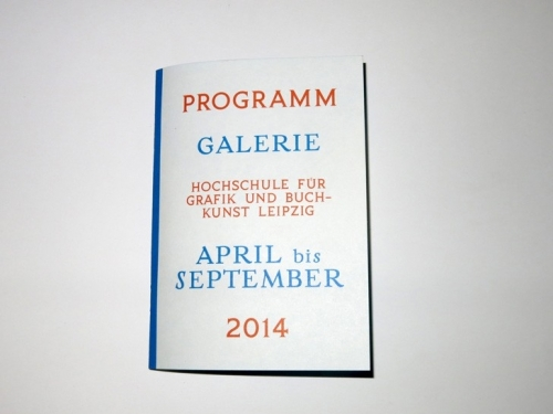 HGB-Galerie (booklet)
