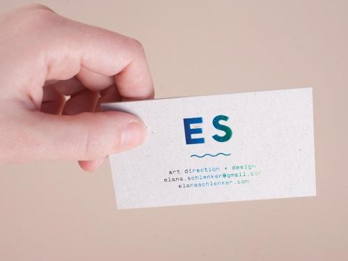 Studio business cards