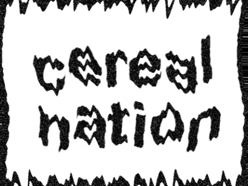 Cereal Nation Sticker