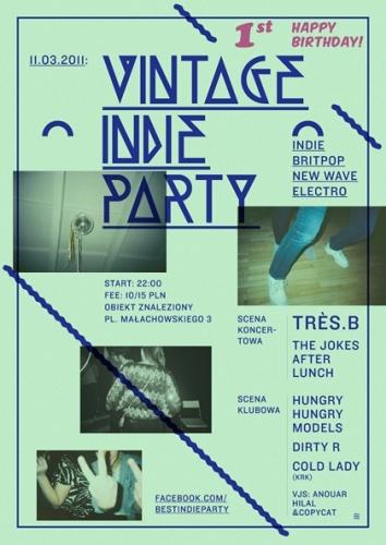 Vintage Indie Party